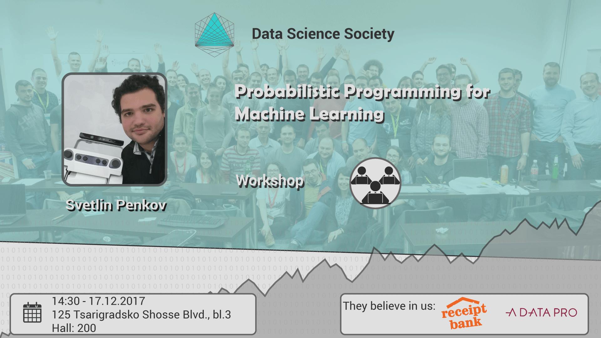 Workshop Probalistic programing