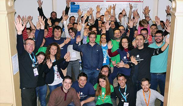 Datathon2018 Participants