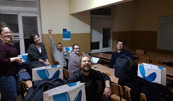 Datathon2018 Winners