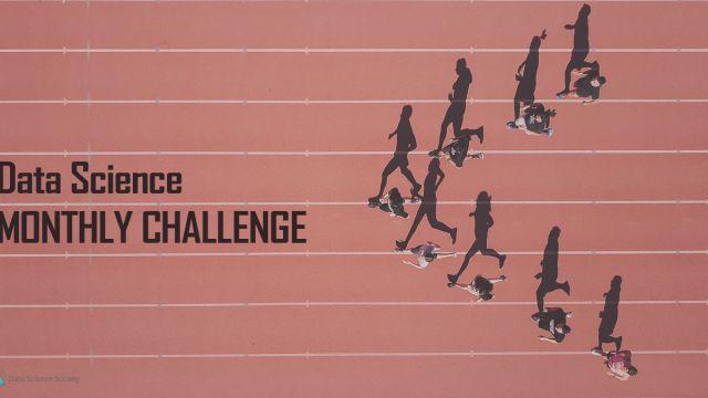 data monthly challenge
