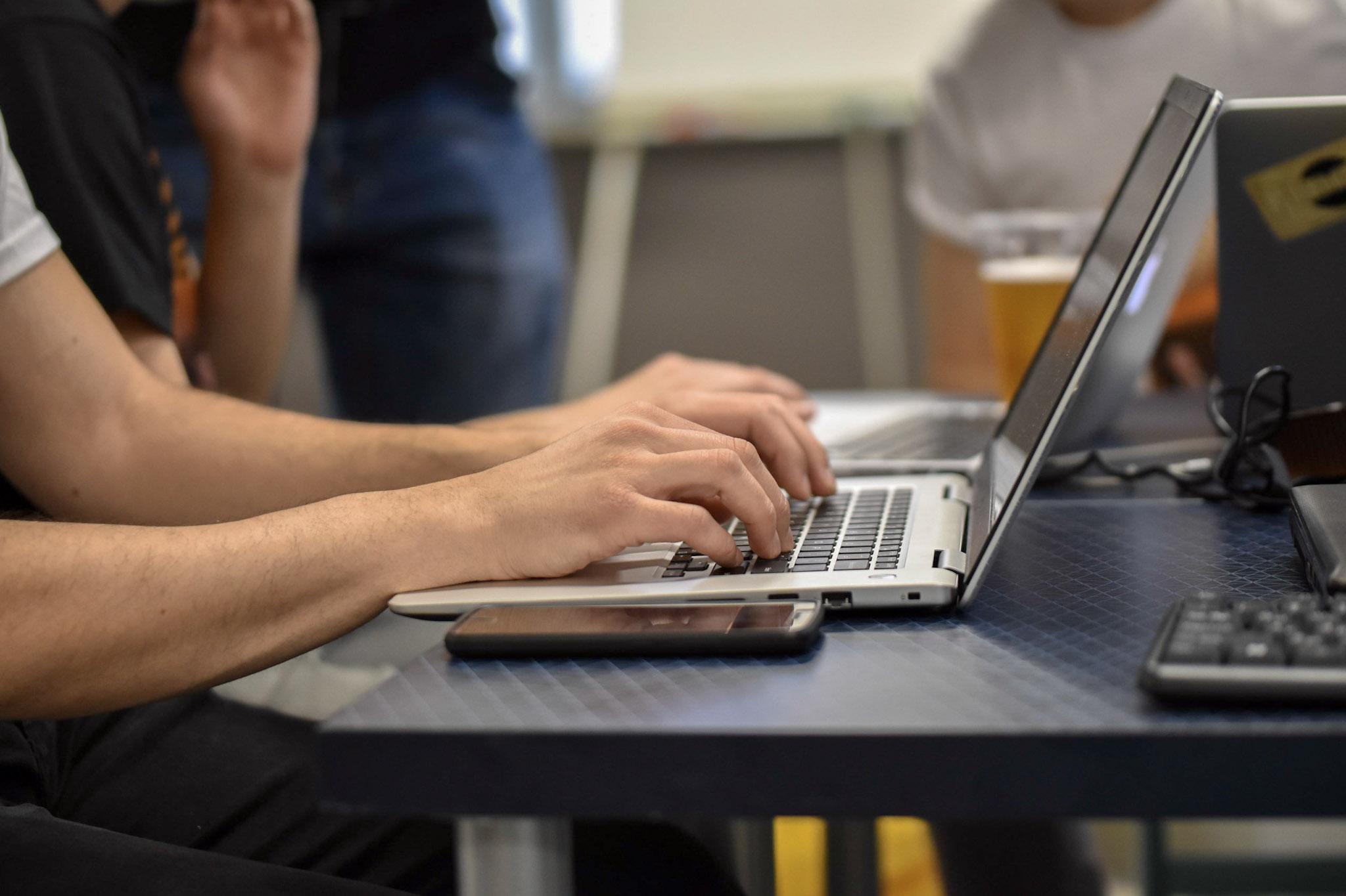 Hacking the news datathon