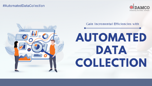 automated data collection damco
